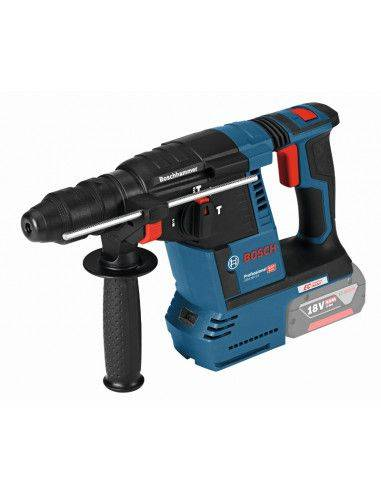 Bosch Perforateur sans fil SDS-plus GBH 18V-26 Solo L-BOXX (machine seule)   0611909001 - Bosch