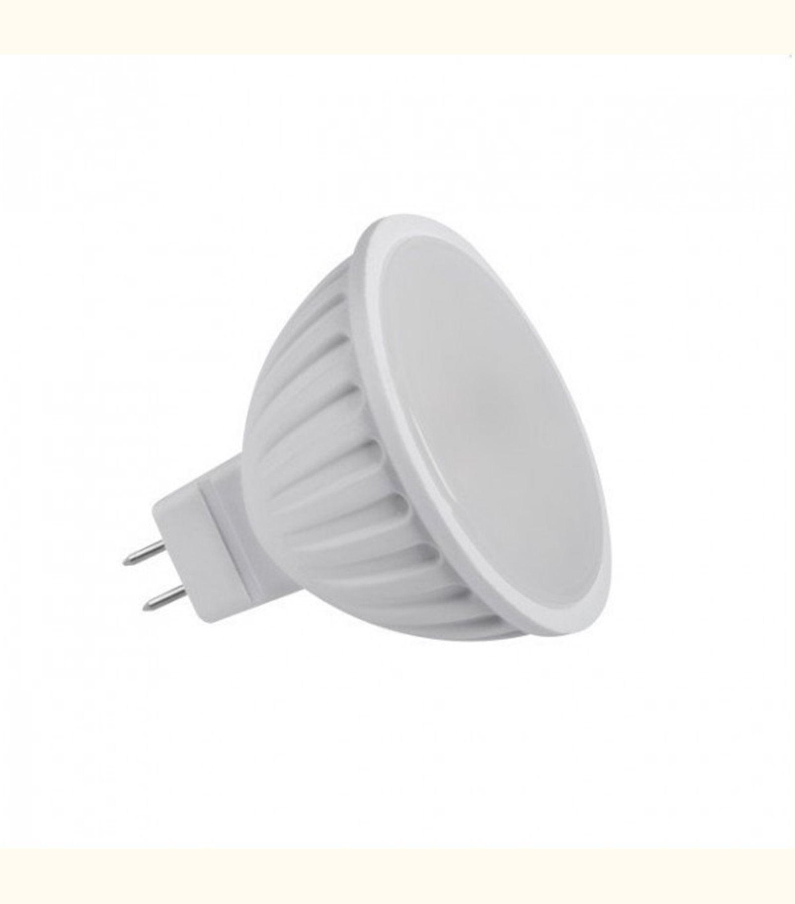 Kanlux Spot LED GU5.3 7 watt (eq. 40 watt) - Couleur - Blanc chaud 3000°K