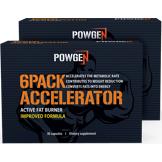 PowGen 2 boîtes de cette arme redoutable et indispensable contre la graisse abdominale !