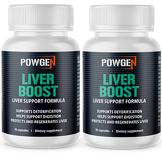 PowGen Liver Boost 1+1 OFFERT
