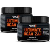 PowGen Ultimate BCAA 2:1:1   2X 174 g (5,8 g par portion)   PowGen