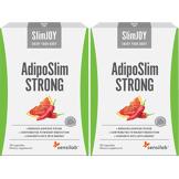 SlimJOY AdipoSlim STRONG gélules minceur pour aplatir le ventre, cure 2 mois