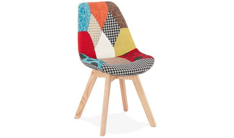 House and Garden Chaise design patchwork - Patchy