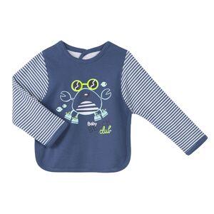 Petit Béguin Bavoir bébé garçon à manches Baby Beach Club - Taille - 6/18 mois - Publicité