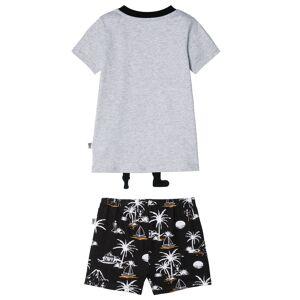 Petit Béguin Pyjama garçon manches courtes Explorateur - Taille - 10 ans - Publicité