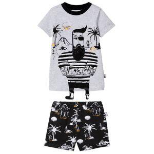 Petit Béguin Pyjama garçon manches courtes Explorateur - Taille - 5 ans - Publicité
