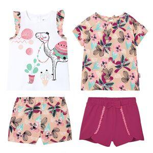 Petit Béguin Lot de 2 pyjamas fille Marrakech - Taille - 5 ans - Publicité