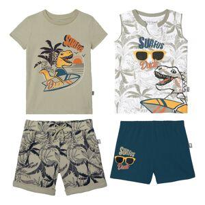 Petit Béguin Lot de 2 pyjamas garçon Surfus - Taille - 10 ans - Publicité