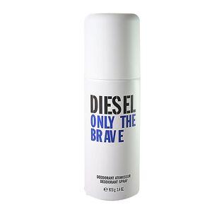 Diesel Only The Brave Soins pour homme - Publicité