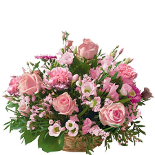 Interflora Cérémonie rose