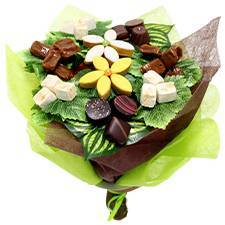 Interflora Bouquet des gourmands