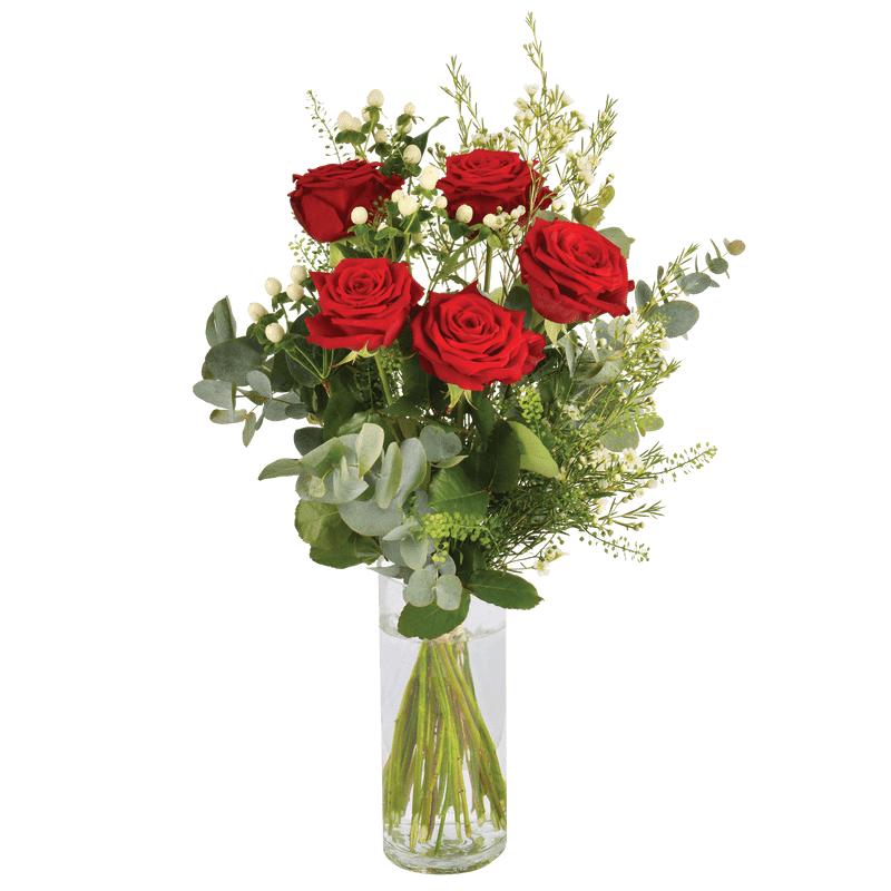 Interflora Bouquet de Roses Rouges - Livraison Interflora