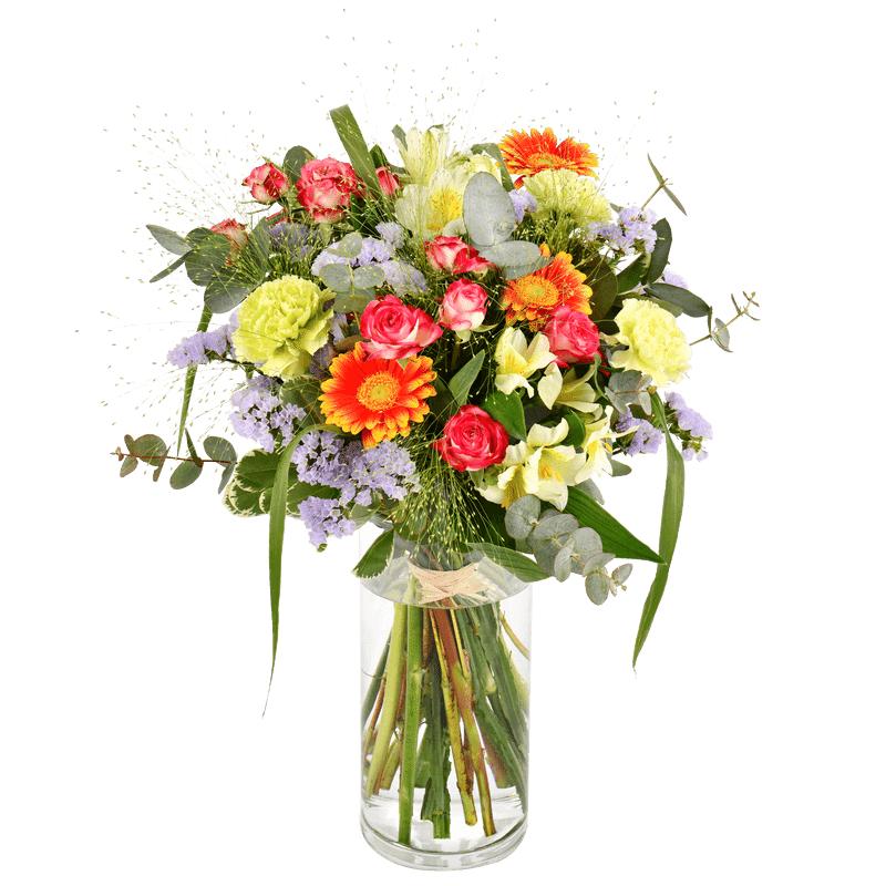 Interflora - Bouquet Arlequin - Livraison de Fleurs en 4H