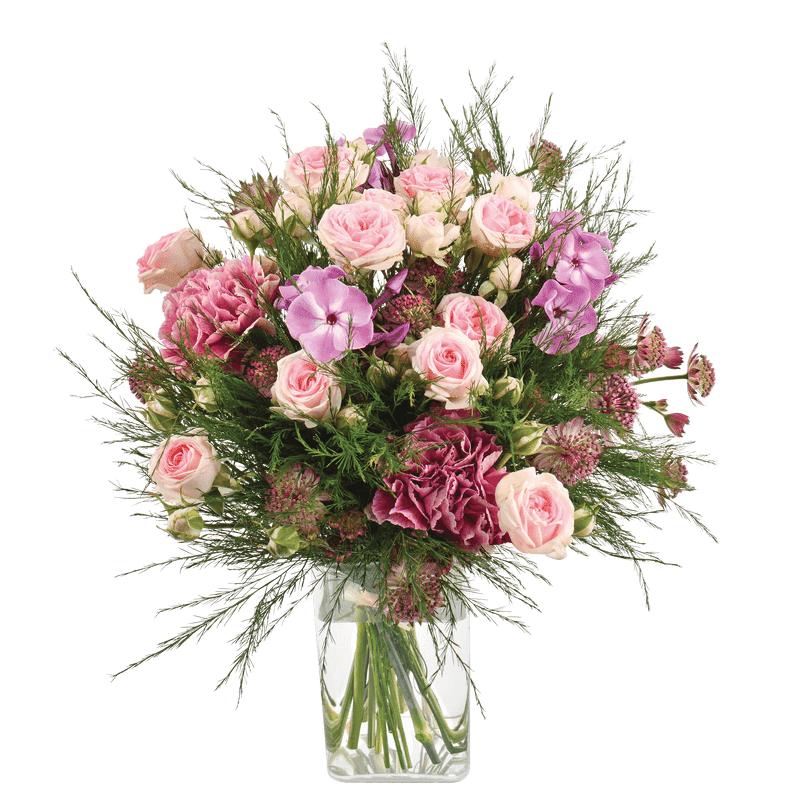 Interflora Livraison Fleurs Interflora - Bouquet de Fleurs Velours