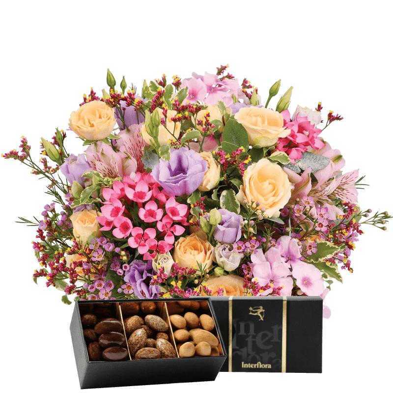 Interflora - Livraison Fleurs et Chocolats - Idée Cadeau Anniversaire