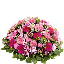 Interflora Mémorial rose