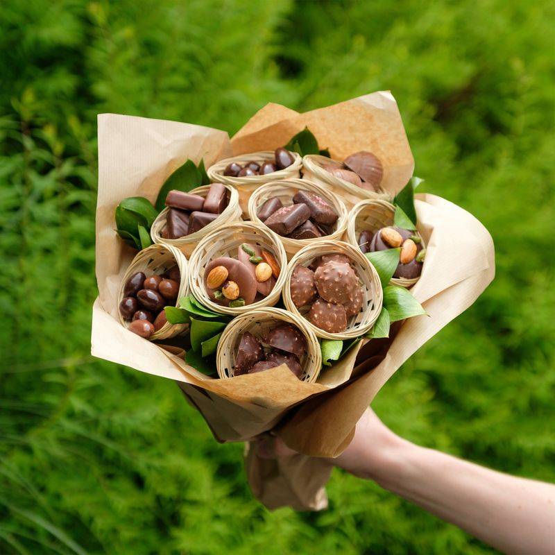 Interflora Bouquet de Chocolats - Livraison Interflora en 24H