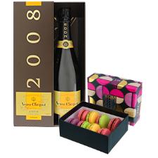 Interflora Champagne Veuve Clicq...