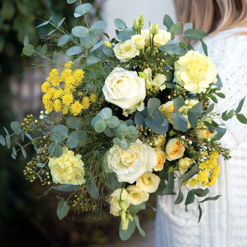Interflora - Livraison de Fleurs - Bouquet Cristal