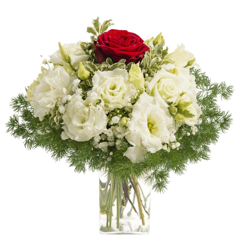 Interflora Bouquet Eternelle - Livraison Fleurs Interflora