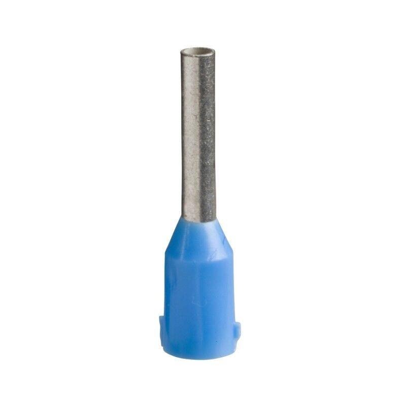 SCHNEIDER Embout de câble taille moyen 2.5 mm² bleu DIN LINERGY DZ5