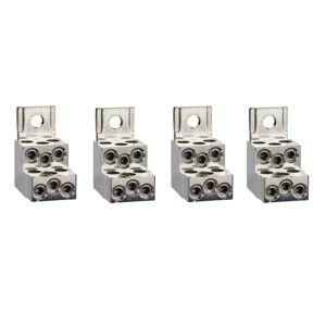 SCHNEIDER Bornes pour câbles 6x1.5..35mm² et sépar. phases - Lot de 4 - pour NSX100-250 INV/INS - Publicité