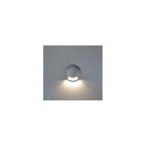 VISION EL Spot LED balise rond 1 diffuseur 1W 4000°K - Publicité
