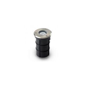 VISION EL Spot LED encastrable sol Ø62mm 3W 3000°K - inox 316L - Publicité