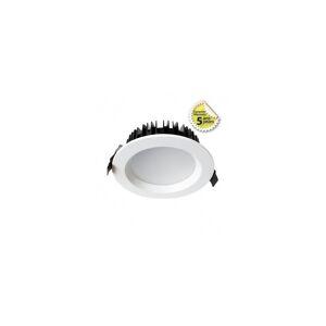 VISION EL Downlight LED blanc rond Ø22cm 28W 4000°K - Publicité