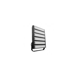 VISION EL Projecteur extérieur LED 600W 3000K modules - gris anthracite - Publicité