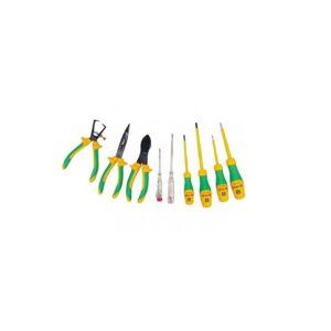 E-ROBUR Coffret de 9 outils - isolés 1000V - Publicité