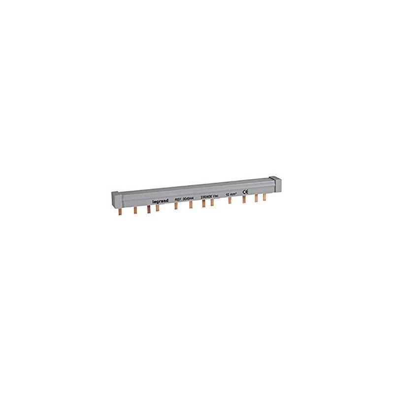 LEGRAND Peigne d'alimentation tétrapolaire HX³ tradi. pr bornes à vis - L.56 modules - Max.14 appareils