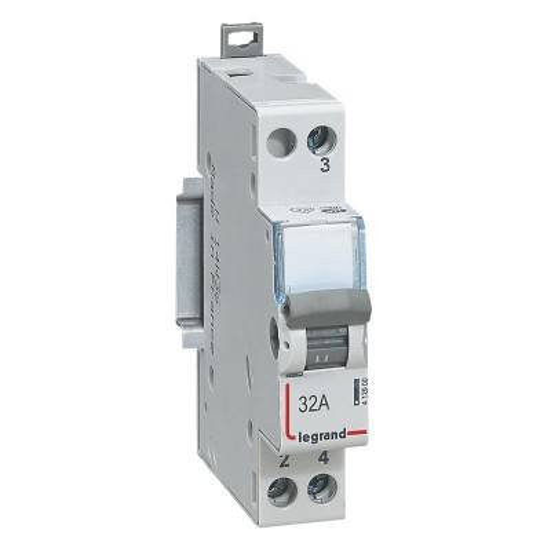 LEGRAND Interrupteur-inverseur modulaire va-et-vient 250V~ - 1 module