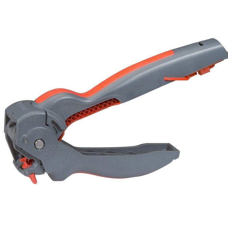 LEGRAND Pince à sertir Starfix pour embouts en bandes sections 0,25mm² et 0,34mm² - chargeur vide
