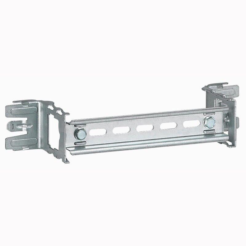 LEGRAND Rail pour montage appareils modulaires et Vistop jusqu'à 160A en gaine à câbles XL³400 - 9 modules