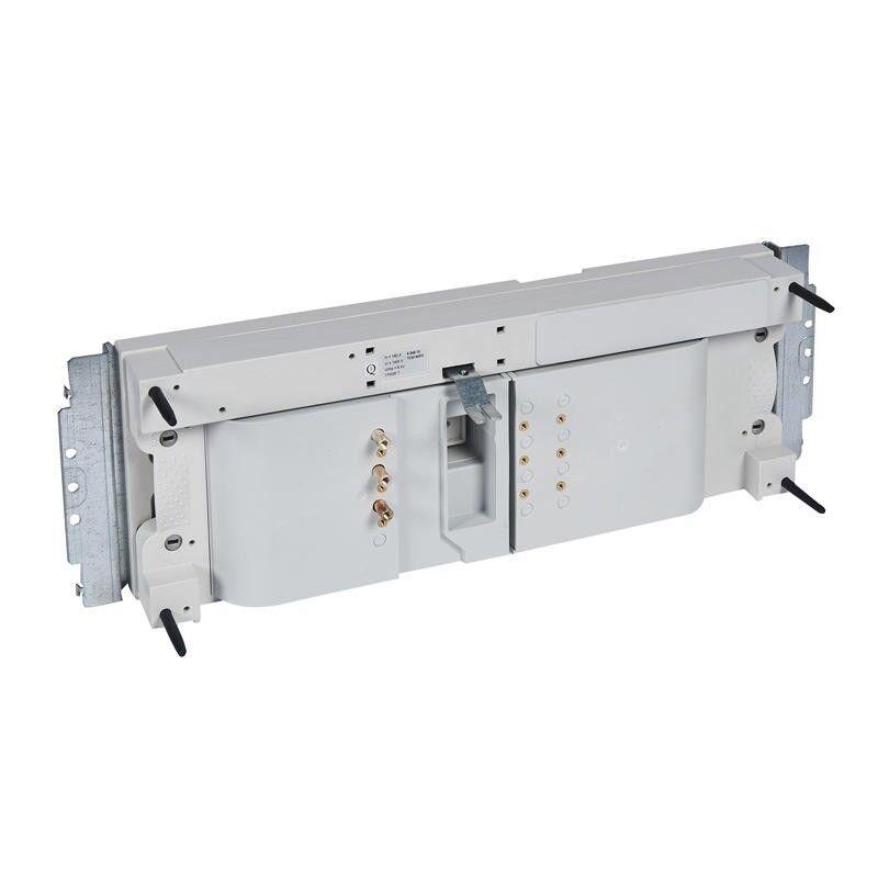 LEGRAND Base VX³ IS 223 pour répartition verticale en armoire XL³4000 des DPX³160 3P avec ou sans différentiel