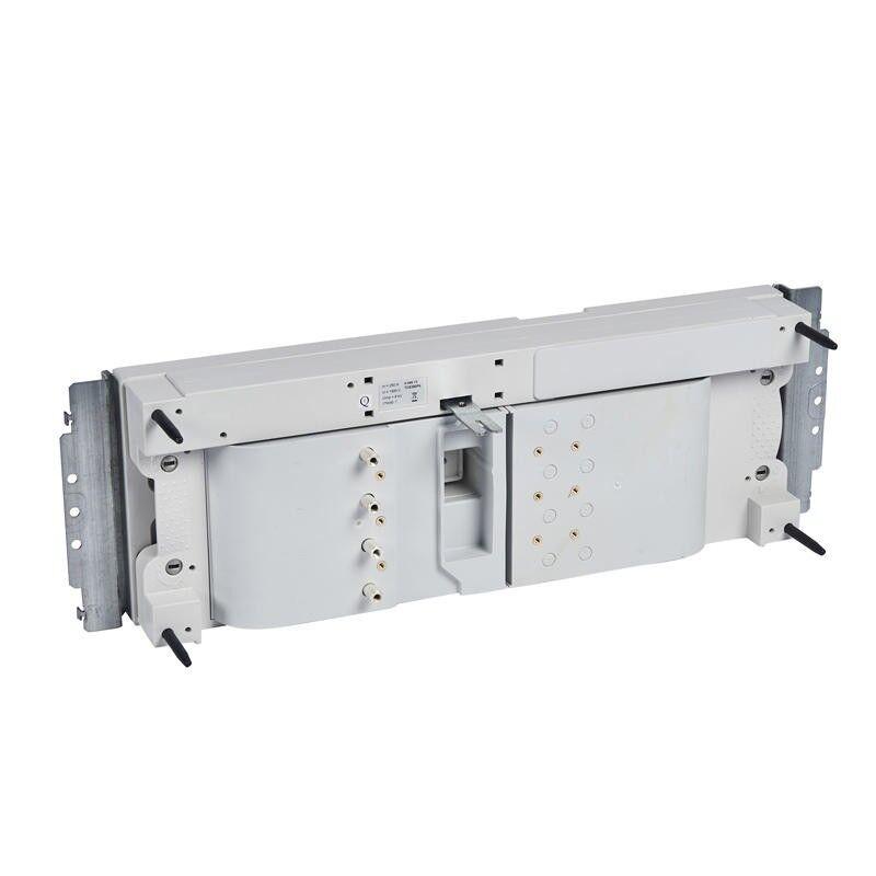 LEGRAND Base VX³ IS 223 pour répartition verticale en armoire XL³4000 des DPX³250 4P avec ou sans différentiel