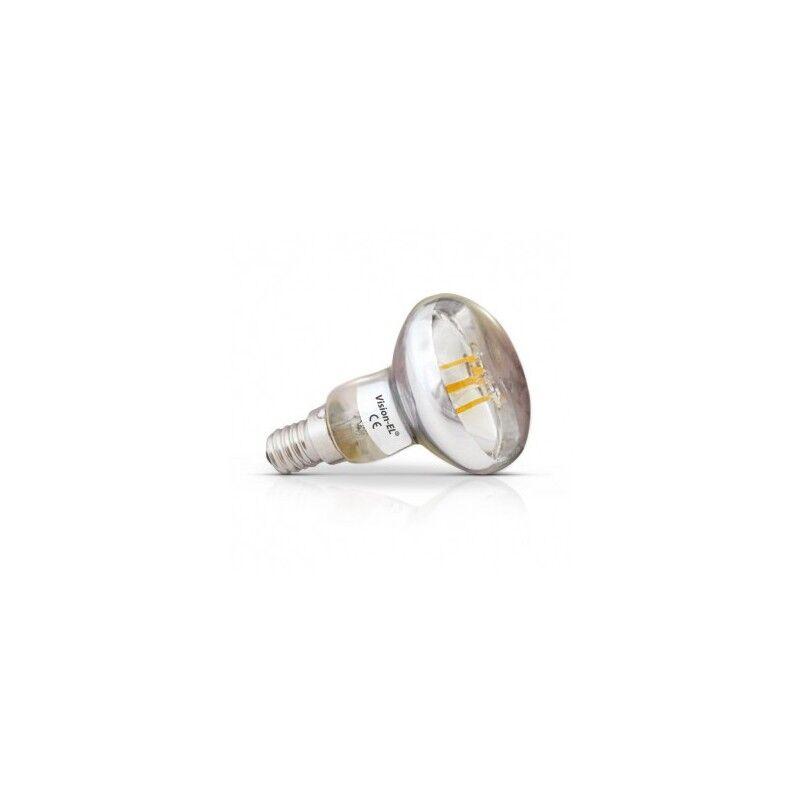 VISION EL Ampoule LED E14 R50 Filament 5W 2700°K