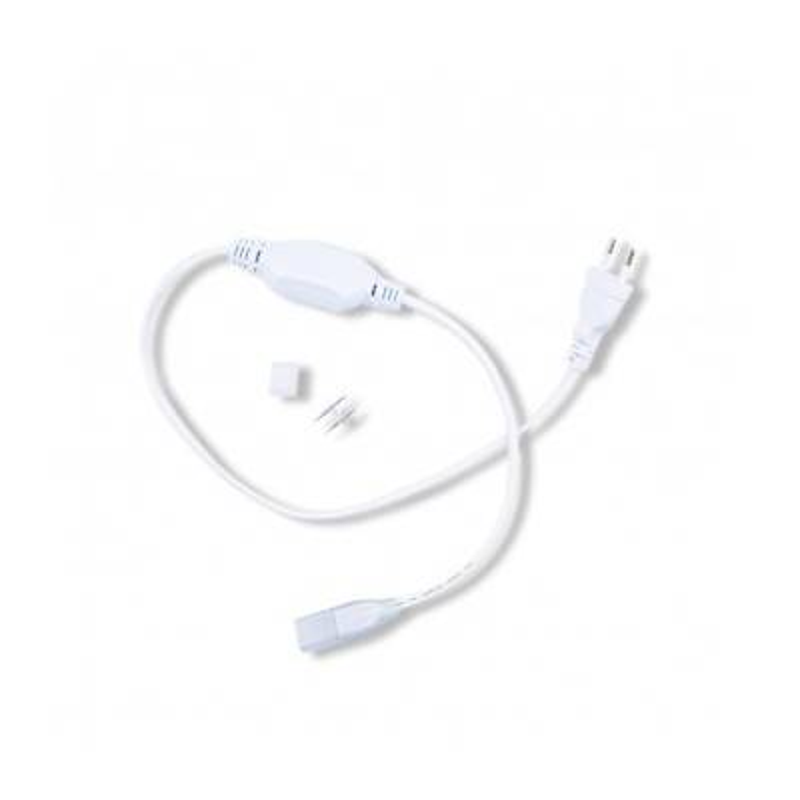 VISION EL Câble alim 1.5 + Emb fin + connecteur pin male / male bobine led 5050