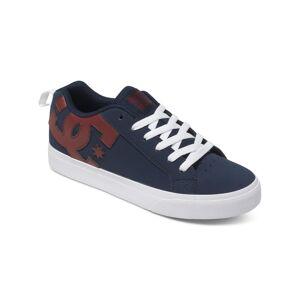 DC Shoes Chaussures DC Shoes Court Vulc bleu - Publicité