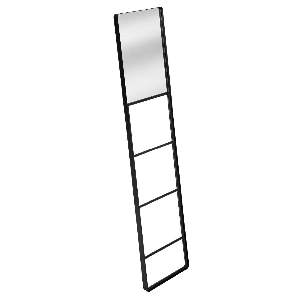 Atmosphera Miroir échelle sur pied H160 cm