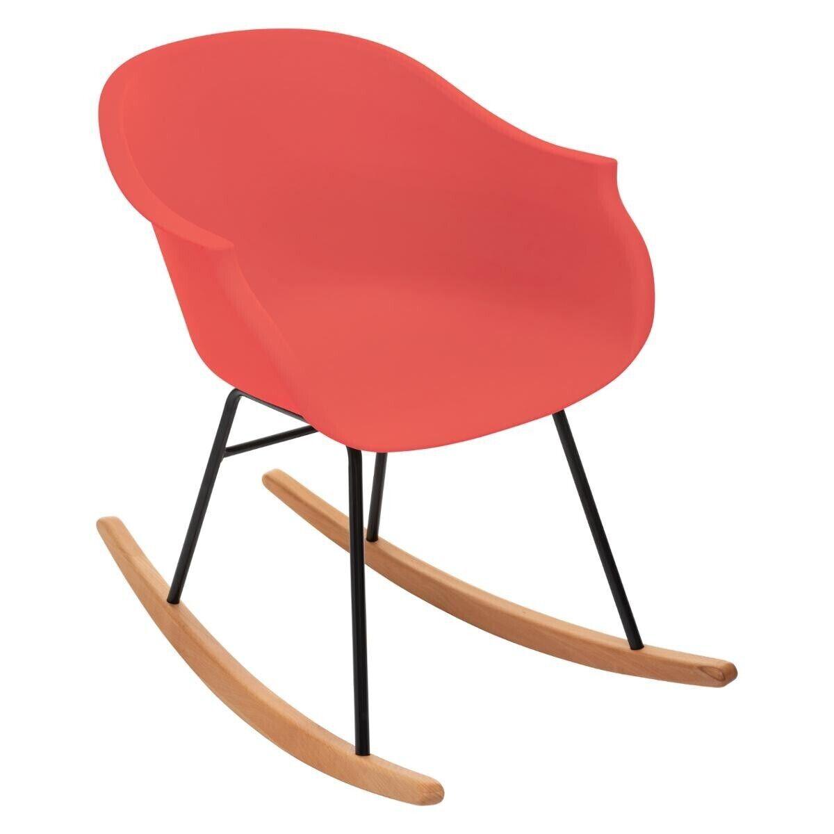 Atmosphera Rocking chair terracotta