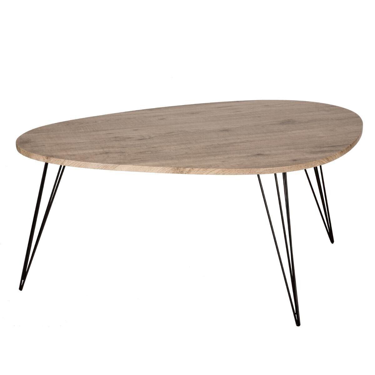 "Atmosphera Table basse ""Neile"" Moyen modèle"