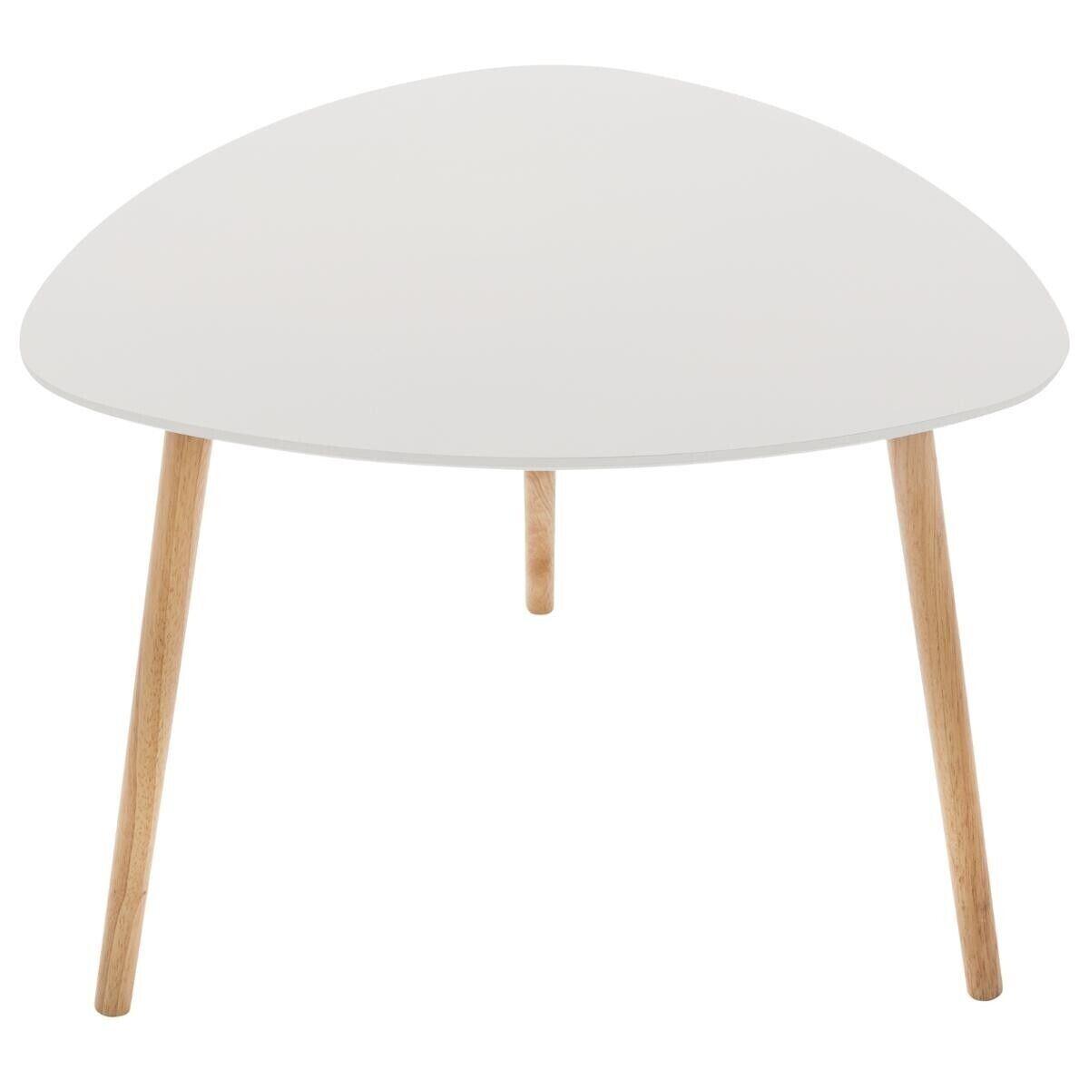 """Atmosphera Table à café Taupe """"Mileo"""""""