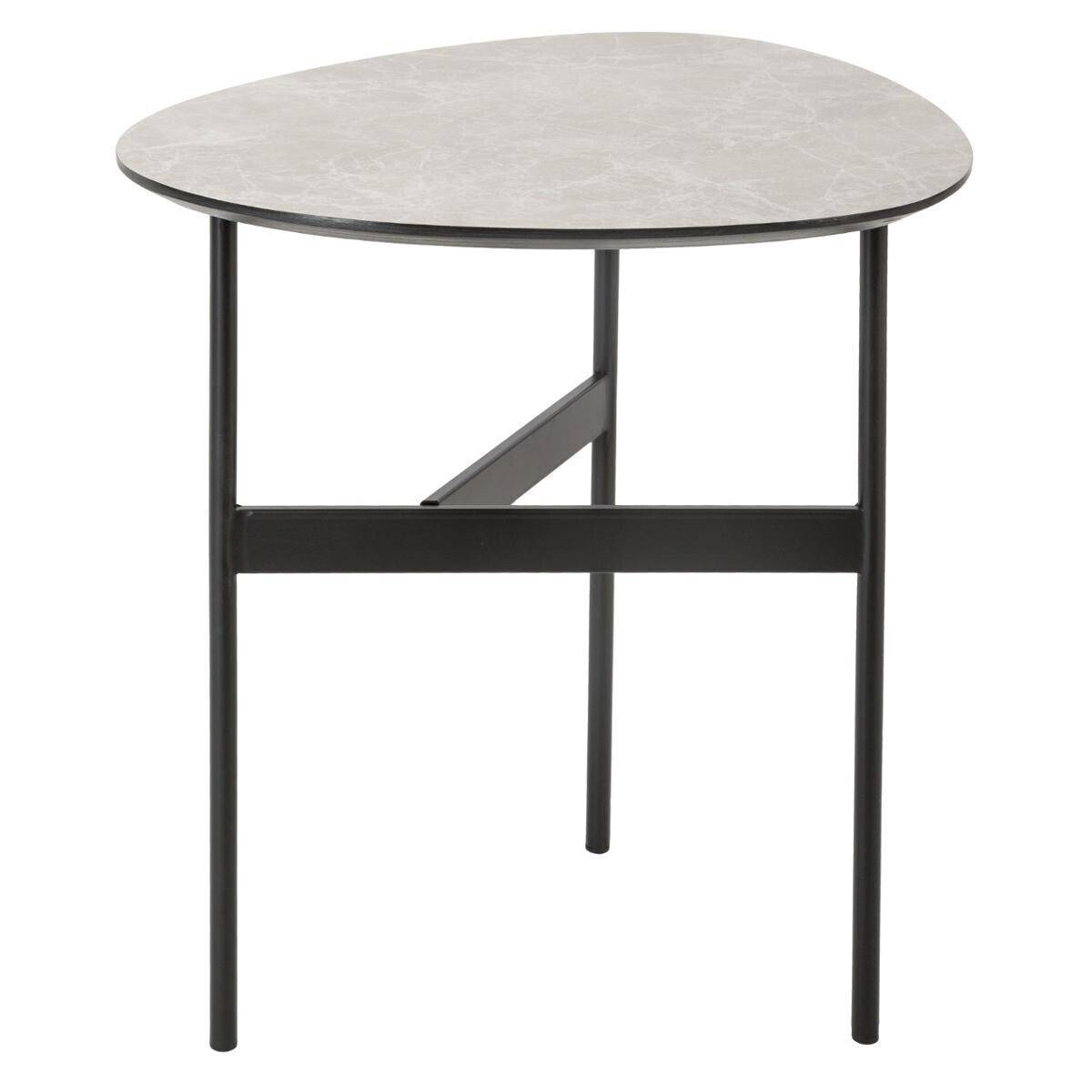 Atmosphera Table d'appoint Gris clair Petit modèle