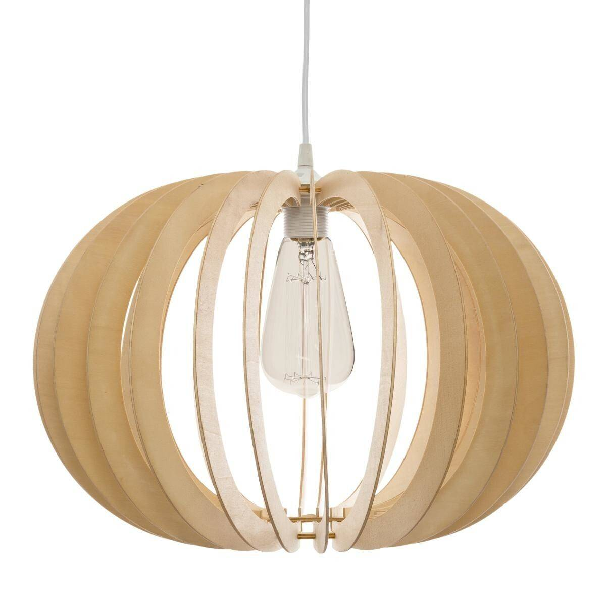 Atmosphera Suspension 'Shelby', bois D44 cm