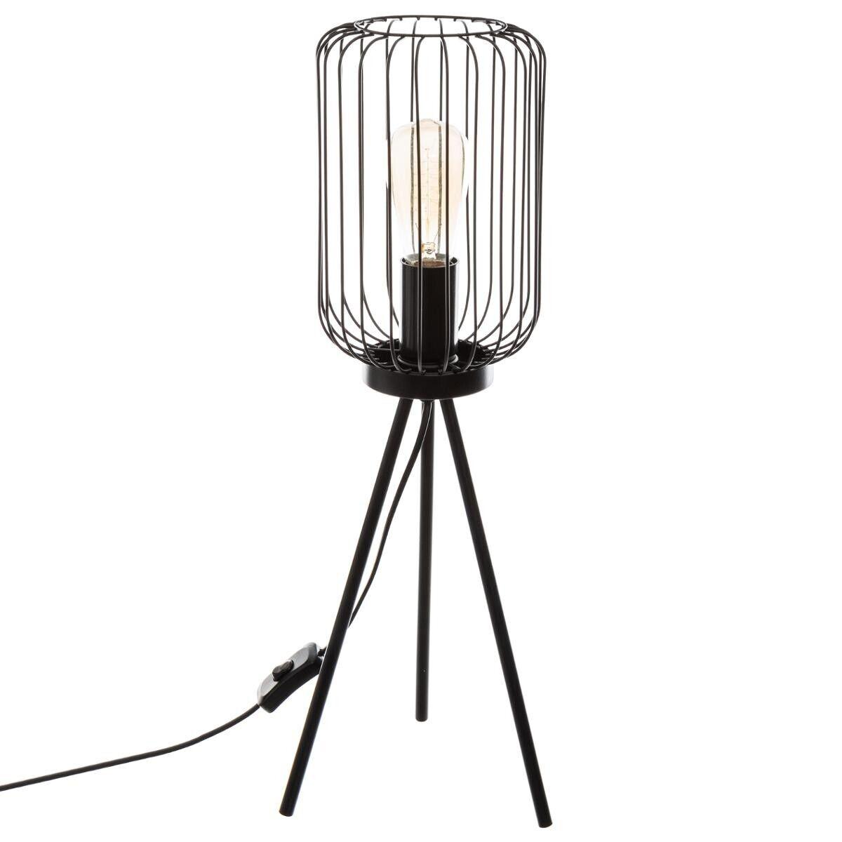 "Atmosphera Lampe à poser trépied ""Egio"" H59"