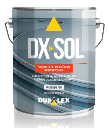 DURALEX Peinture de sol polyuréthane DX Sol - DURALEX - 112100341