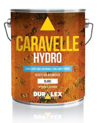 DURALEX Laque acrylique antirouille de finition Caravelle Hydro - DURALEX - 108300101