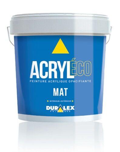 DURALEX Peinture copolymères Acryl'éco Mat - DURALEX - 117100211